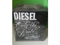 Diesel only the brave tatoo