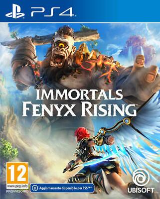 Immortals Fenyx Rising PS4 GIOCO NUOVO SIGILLATO ITALIANO SONY PS4