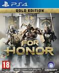 Incompleet - For Honor - Gold Edition - PS4