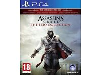 The ezio collection ps4 game