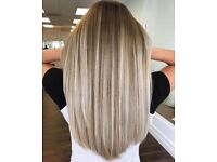 Micro--Nano Ring Hair-Pre-bonded-Shrinkie Hair--LA Weave-Tape Hair Extension-Brazilian Knots
