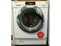 Hoover graded 8kg integrated washing machine A+++