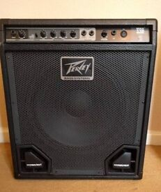 Peavey max 115 bass amplifier