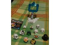 Angry Birds Star Wars 12 Figures
