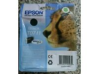 Black cartridge epson