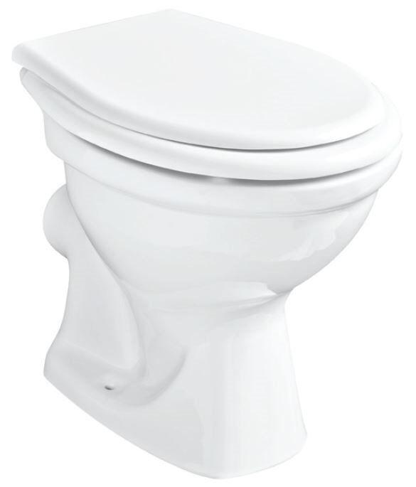 Stand WC Taharat Bidet-Funktion Mit Deckel Taharet Dusch-WC