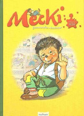 Mecki - Gesammelte Abenteuer Nr. 2 Jahrgang 1959 Hardcover-Album
