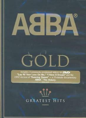 ABBA - GOLD GREATEST HITS NEW DVD for sale  USA
