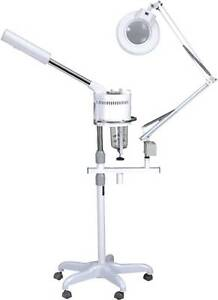 Facial Steamer Magnifying Lamp Ozone Hot Steam Beauty Equipment Rocklea Brisbane South West Preview