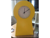 Ikea clock!!!