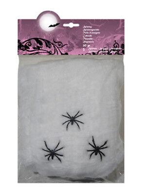 Spinnengewebe Halloween Dekoration 20 gr. (Spinnen Halloween-dekoration)