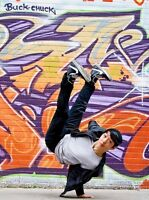 Unforgettable and afforadable breakdancing for your next event