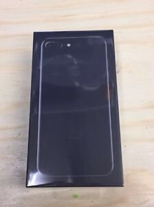 Brand new sealed in the box iPhone 7 128GB jet black