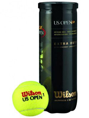 Wilson - WRT106200 - US Open Extra Duty Tennis Ball - 1-Can/3