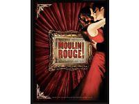 2 VIP Tickets to Secret Cinema - Moulin Rouge!