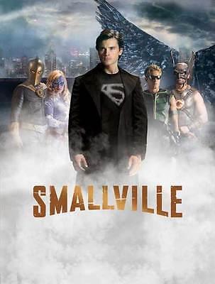 SMALLVILLE (TV) Movie POSTER 11x17 N Tom Welling Kristin Kreuk Michael Rosenbaum