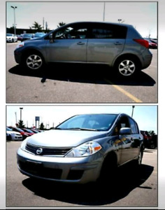 2012 Versa SL with CVT and Ipod/iphone dock!