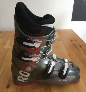 bottes de ski junior