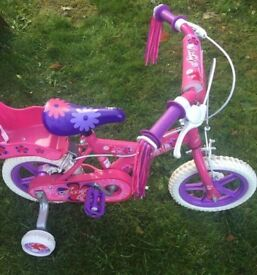 Suzy girls bike