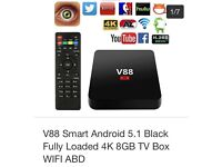 ANDROID BOX FULLY LOADED , FREE DEMO