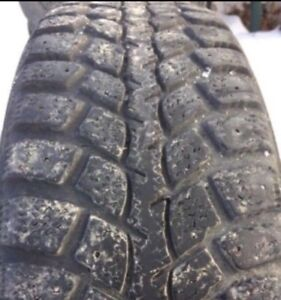 P215/70R15 Marshall IZENWI KW19.  TIRES and RIMS.