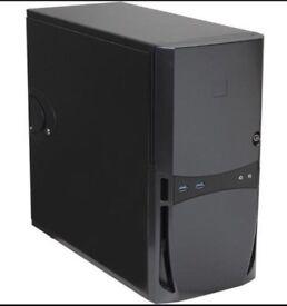 CORE i7 BASE UNIT / 12GB RAM / ITB HD / GTX260 / 500W PSU