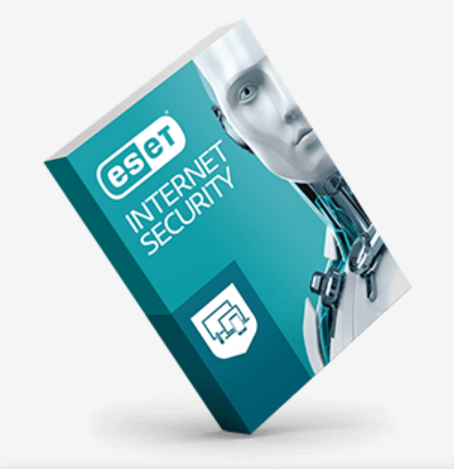 ESET Internet Security license 2020 (1PC -1 Year)
