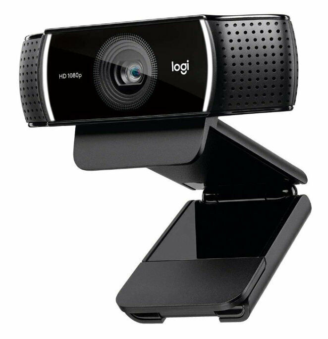 Logitech Webcam C922 PRO - Full-HD1080p, 78°, Autofokus, StereoMic, Rechnung