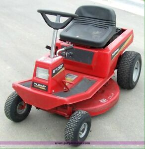 CASH PAID for push mowers riding mowers and tillers