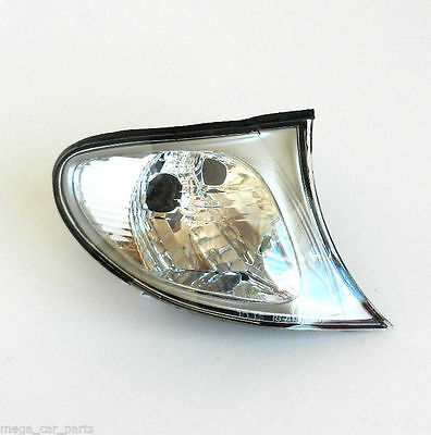 BMW E46 2002-2005 FACE LIFT - FRONT INDICATOR LAMP LIGHT O/S RIGHT DRIVER SIDE