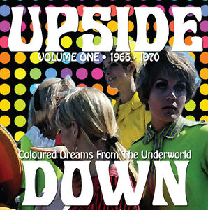 Various - Upside Down Volume One. 1966 - 1970. Psych Pop. Brand new LP + sealed