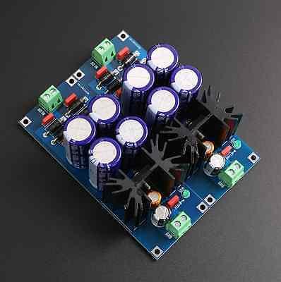 Lt1083cp Linear Adjustable Voltage Buck Hifi Regulated Dc Power Supply Kits Diy