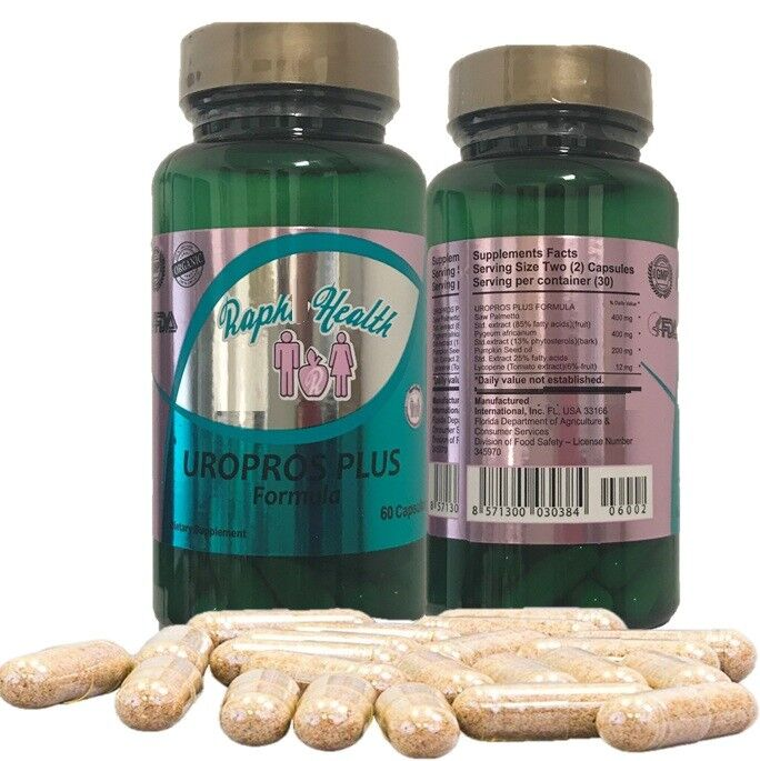 health Extension Ultra Natural Prostate saw palmetto lycopene prostate health