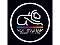 Printing Services Nottingham - Leaflets - Business Cards - Posters etc