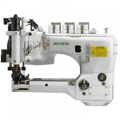 Zoje Zj-35800 Dnu Feed-off-the-arm Lap Seam Industrial Sewing Machine Head Only