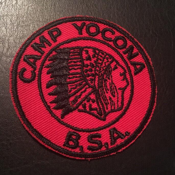 Rare Camp Yocona Patch,Yocona Area Council Patch