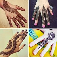 Reliable Wedding Henna Artist