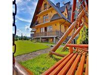 Dom Wypoczynkowy Paulina, Poronin near to Zakopane