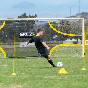 SKLZ-goalshot-CALCIO-PRATICA-SHOT-bersaglio-rete-per-Full-Size-Goal