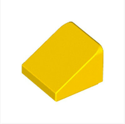 Abs 54200 Lot of 20 /_Bright Blue 4504380/_LEGO Roof Tile 1x1x2//3