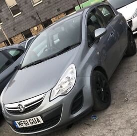 Vauxhall Corsa 1.2 Exclusiv Manual 61 Plate.. Lovely Colour.. Immaculate Condition and Great Drive