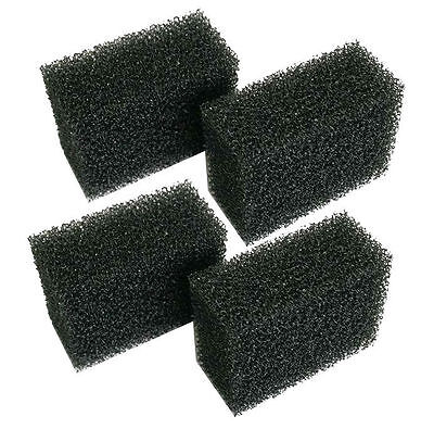 4 Pack - Sponge Filters for JBJ Nano Cube - 28 Gallon  / 28g