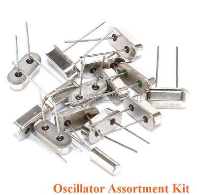 15 Values Crystal Oscillator Kits Each 1