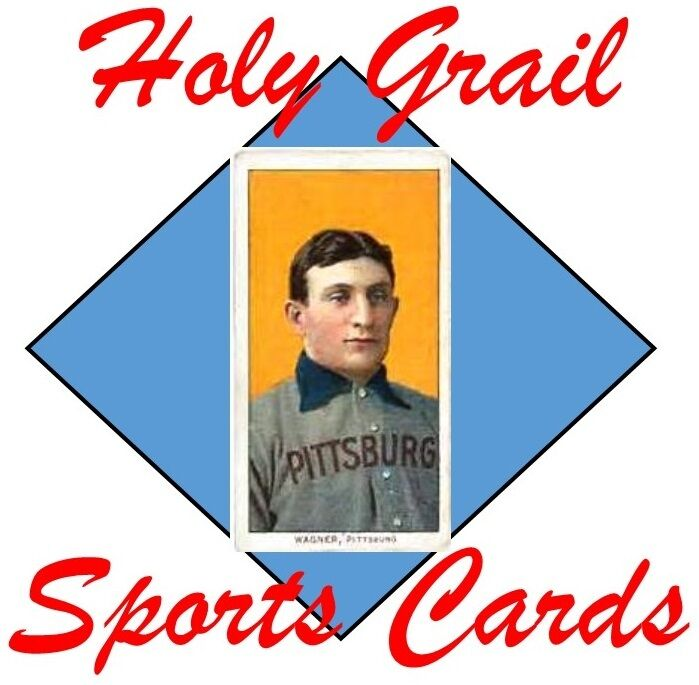 Holy Grail Sports Cards