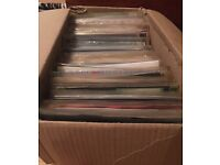 Record Collection - Boxes ~150 singles 45s 7""