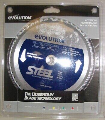 Evolution Tct 8 Steel-cutting Saw Blade 8bladems