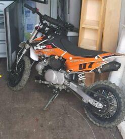 Pit bike 90cc automatic
