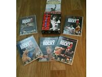 DVD Boxset for sale £3 each