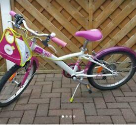 Bywin Misti Girls bike ..£25ono