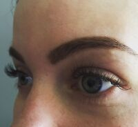 Beautiful lashes for your wedding!